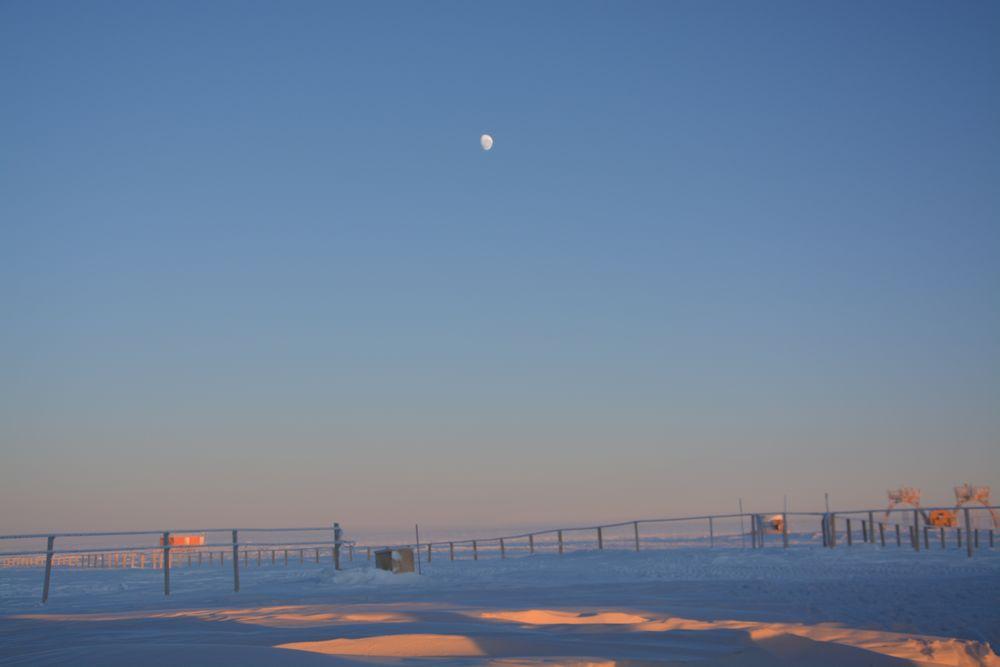 1 - The moon
