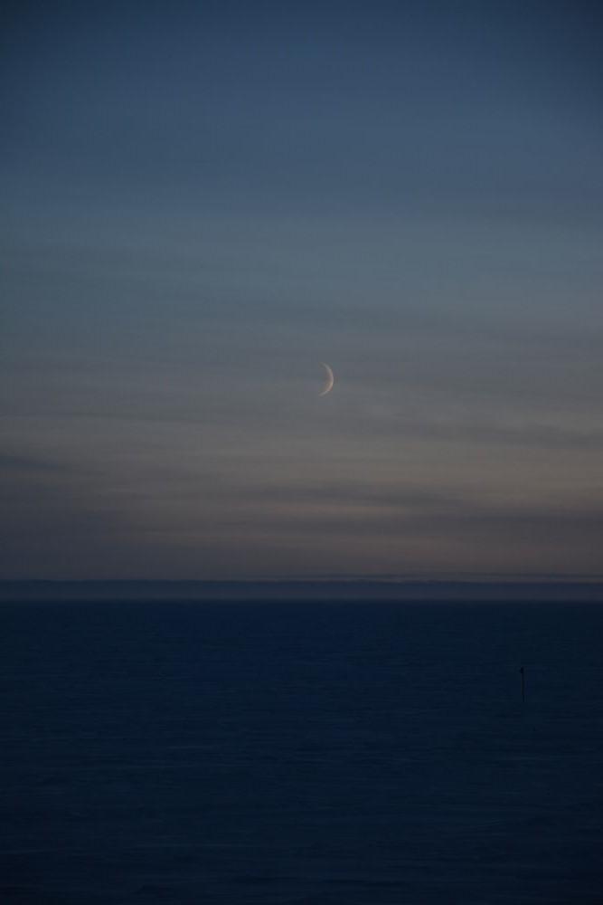 9- The moon